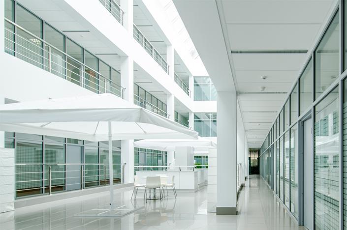 Технические характеристики бизнес центра Климовск для арендаторов коммерческой недвижимости в Подмосковье